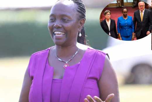 Home coming: Australian senator with roots in Nyeri tells it all