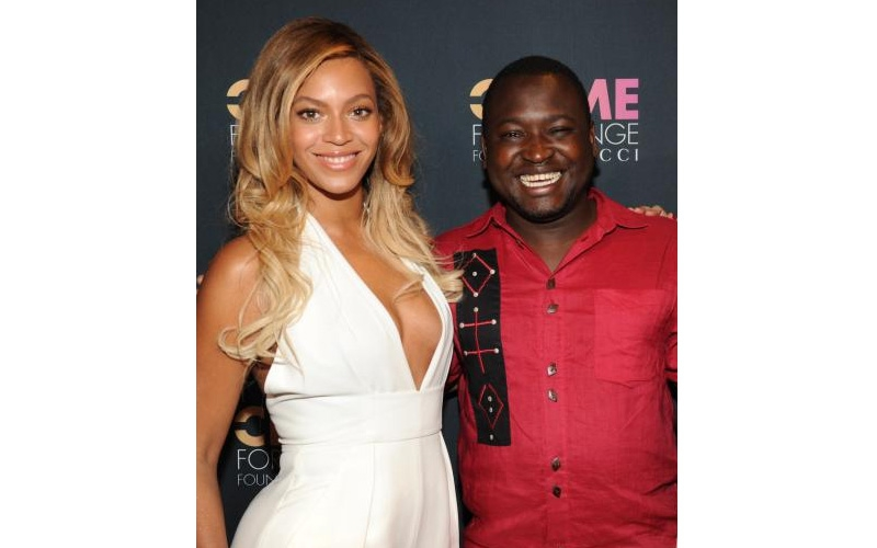 How I got Beyoncé to fund my war on poverty- Shofco founder Kennedy Odede