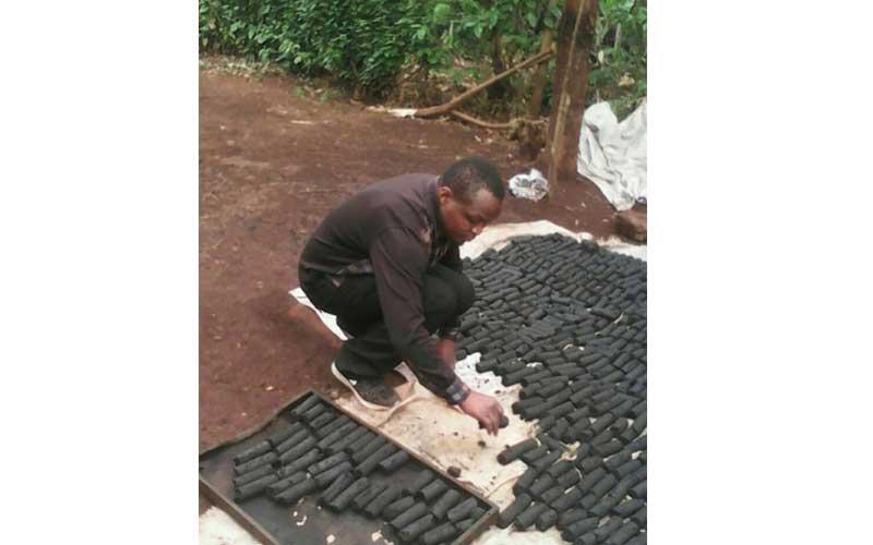 How I make a cool Sh30k per month selling briquettes