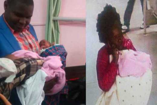 I was bewitched: Woman found with stolen baby blames witchcraft