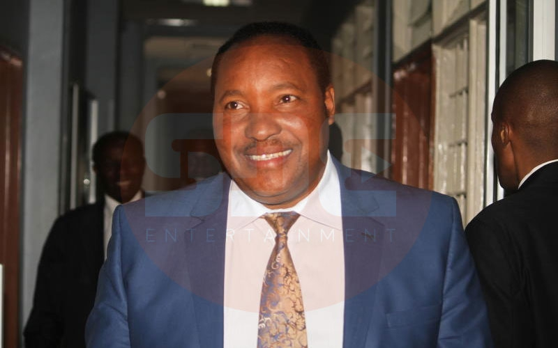 Why I was chased from Mashujja Day VIP dais: Governor Waititu