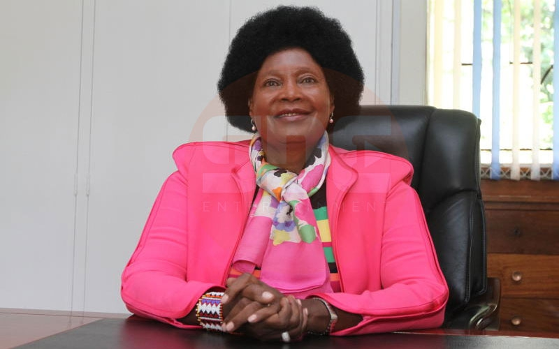 I'm better than those complaining- Mary Wambui after outrage over new job