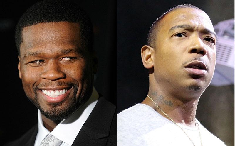 Ja Rule, 50 Cent reignite beef