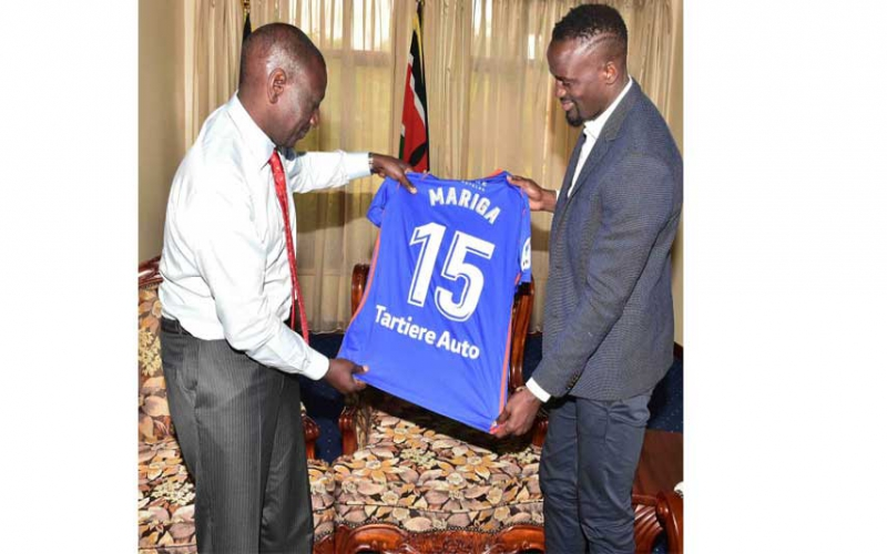 Jubilee party wars: How Khalwale, Ruto approached Mariga to vie for Kibra MP seat