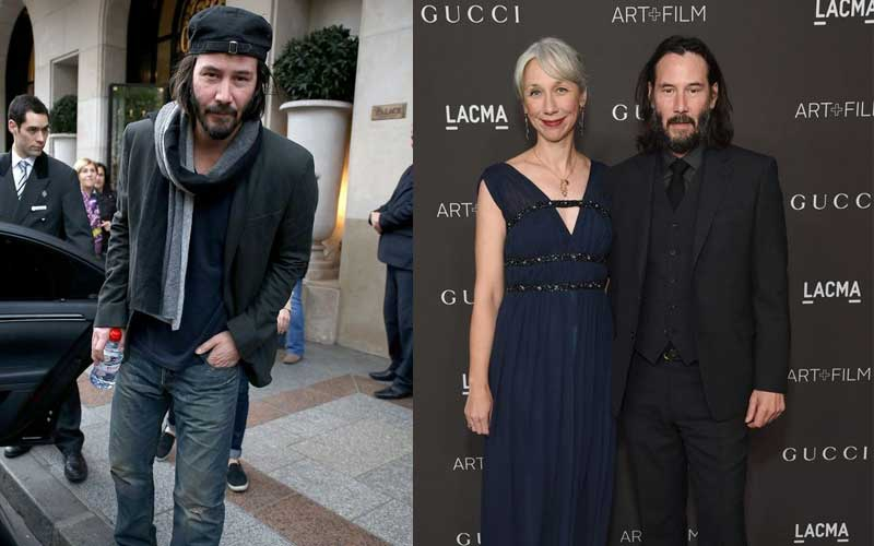 How Keanu Reeves lived alone in hotels after losing baby and partner
