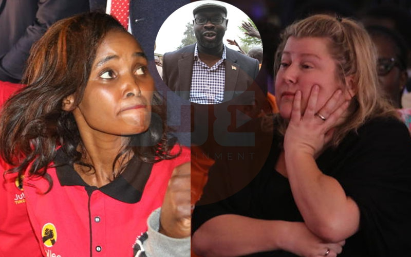 Ken Okoth's widow disputes DNA results, to present 'genuine' outcome