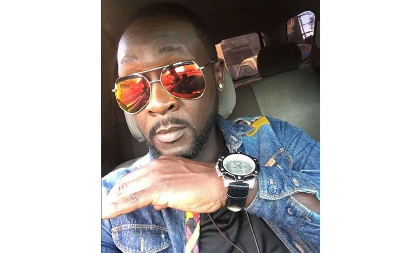Kenyan musician Big Pin hospitalized