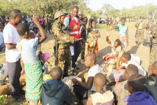 Kilifi flood victims appealing for condoms in camps
