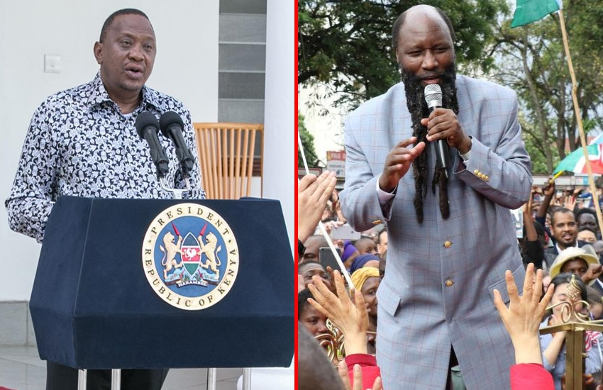 Owuor ends three-day crusade, says Uhuru has sent him helicopter