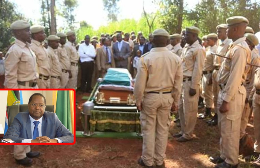 Governor Wambora condemns lynching of his bodyguard, calls for justice
