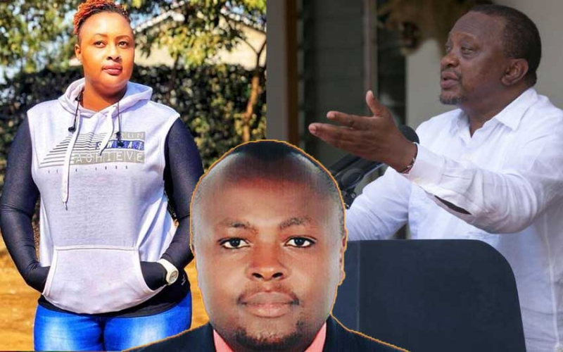 'Mama Baha' to march to Uhuru's office over brother's disappearance