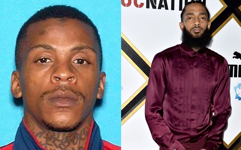 Man accused of Nipsey Hussle's murder faces possible maximum sentence