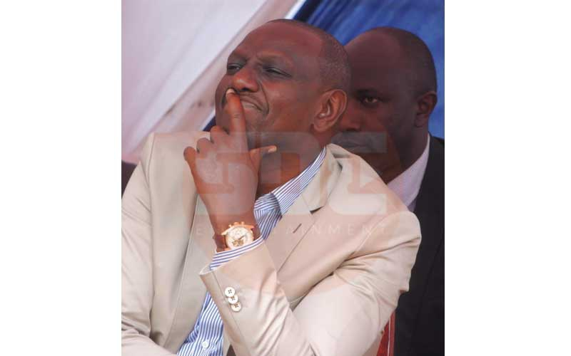 MP ditches Ruto, warms up to Raila