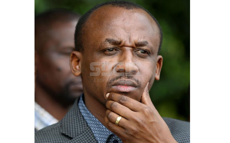 Mutula Kilonzo Jnr collapses, rushed to hospital