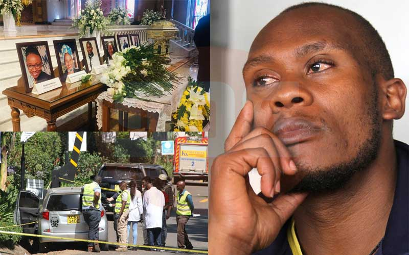 My 20 hours in hell: How I narrowly escaped death in a ceiling during DusitD2 ambush
