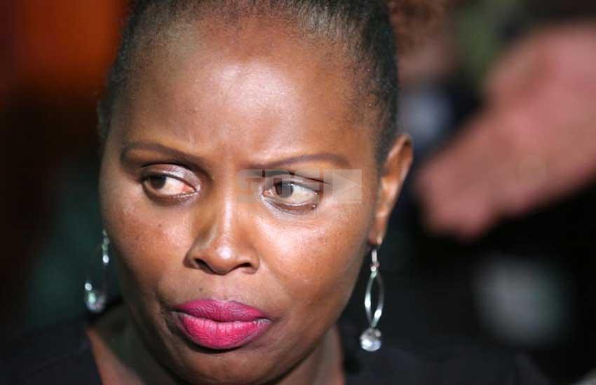 NYS scandal: Ngirita in more trouble