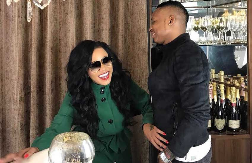 Otile Brown never wanted me to sing – Vera Sidika reveals
