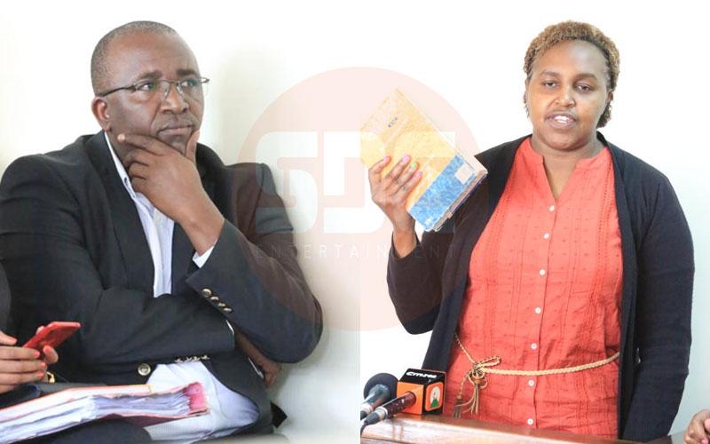 Ruto sent me to Linturi so he withdraws Waiguru impeachment motion- Kitany on meeting senator