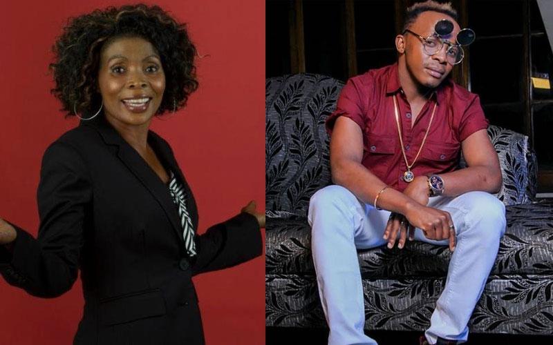 Papa Dennis pledges to fund Rose Muhando's music videos