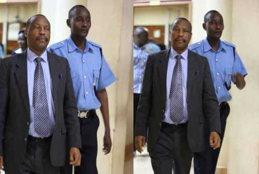 Photos of pathologist accused of stealing organs from corpses
