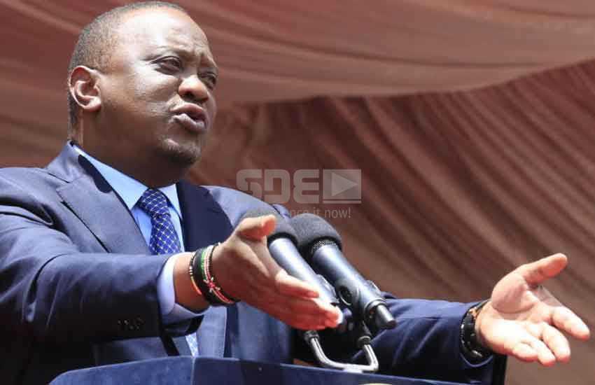 Political death certificate? MP panics after Uhuru nominates nemesis