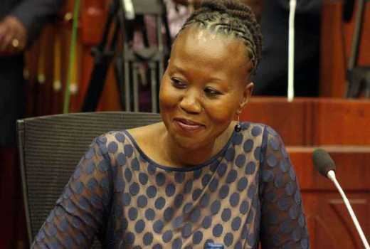 Roselyn Akombe 'weighs in' on recent IEBC commissioners resignation