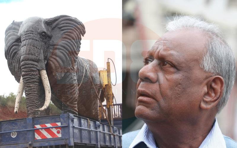 Sorrow: Rich Atul Shah leaves creditors in tears as Nakumatt is buried