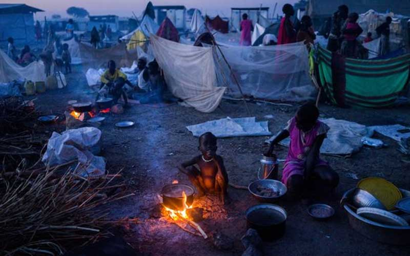 South Sudan war: Babies crushed to death, families burnt alive