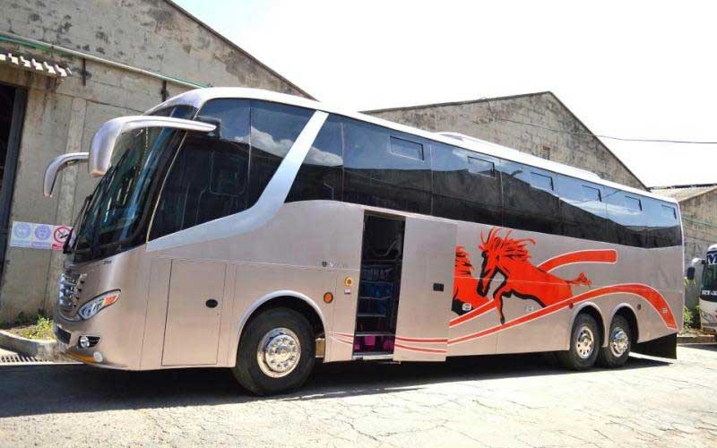 Tahmeed to kick timid competition with 'self-contained' buses