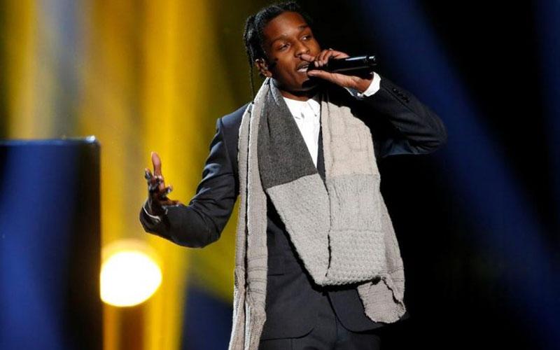 U.S. rapper A$AP Rocky arrested in Sweden after brawl