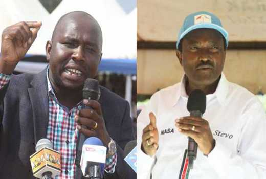 What's in a name? Murkomen takes on Kalonzo's party over use of acronym