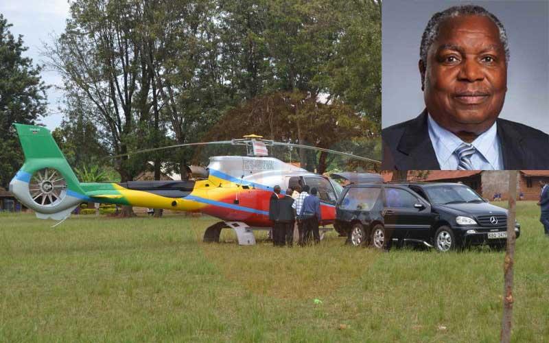 Wilfred Murungi: Billionaire's bizarre burial puzzles villagers
