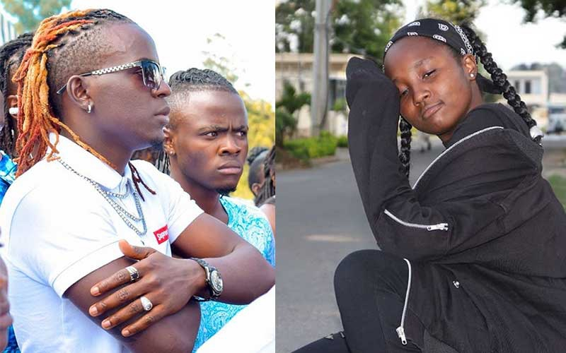 This is so confusing, says Willy Paul as he mourns passing of another dancer