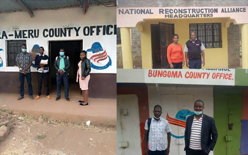 Turning tide? Youths form political party ahead of 2022 elections