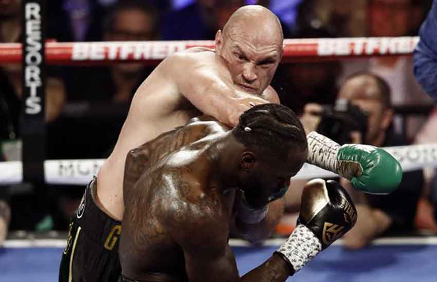 Tyson Fury ready to pay Deontay Wilder millions to skip trilogy fight