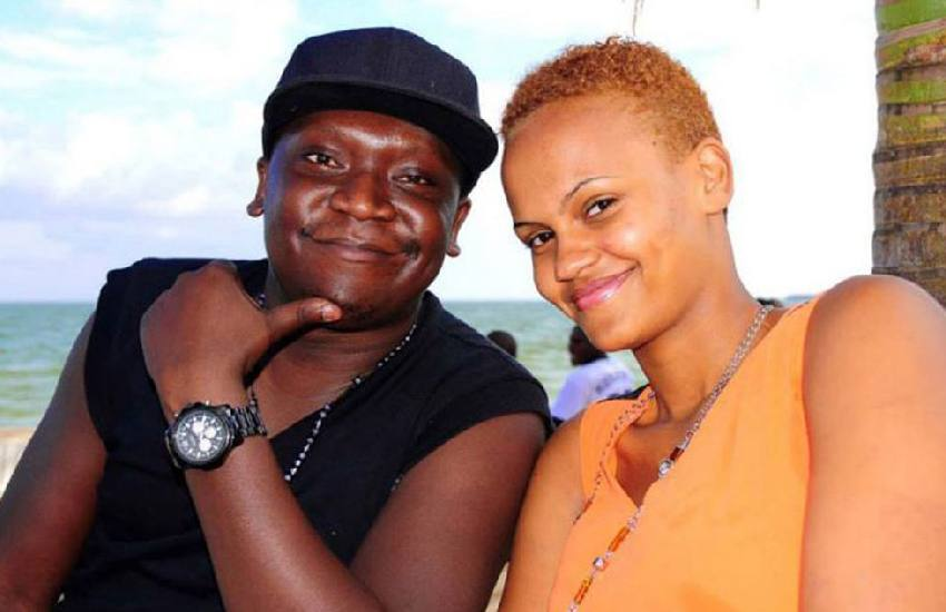 Ugandan comedian Salvador, wife Daphine expecting third child