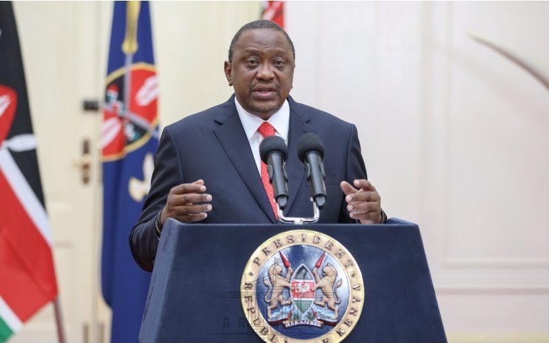 Uhuru announces National Prayer Weekend