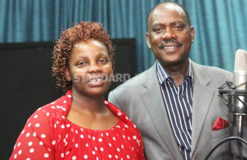 Kassanga: My life as a gospel singer and dad
