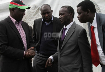 What Nicholas Biwott told Deputy President William Ruto in his last memorable public appearance