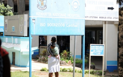 Where you can access immediate treatment in Nairobi after Kenyatta National Hospitals halts outpatient care