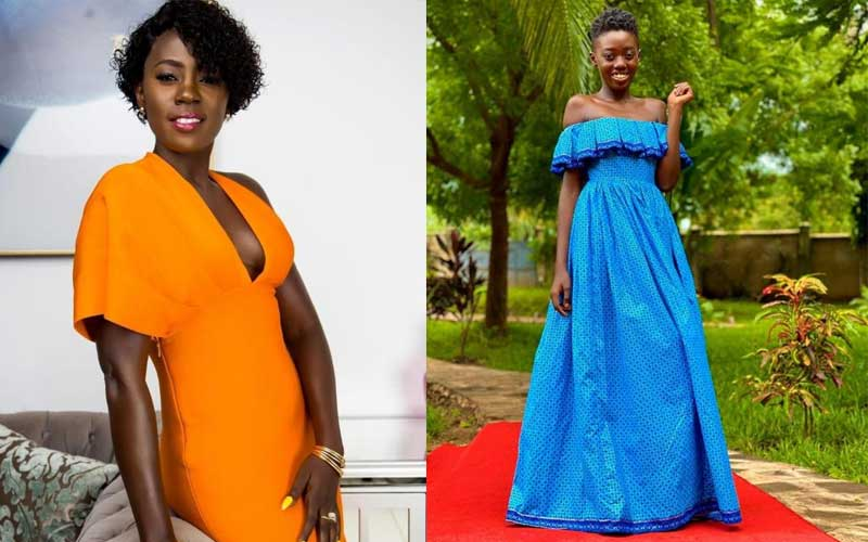 Who bailed you? Akothee reacts to reports Rue spent night in police custody