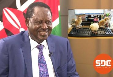 Why I use vitendawilis – Raila Odinga speaks out on his trademark phrases
