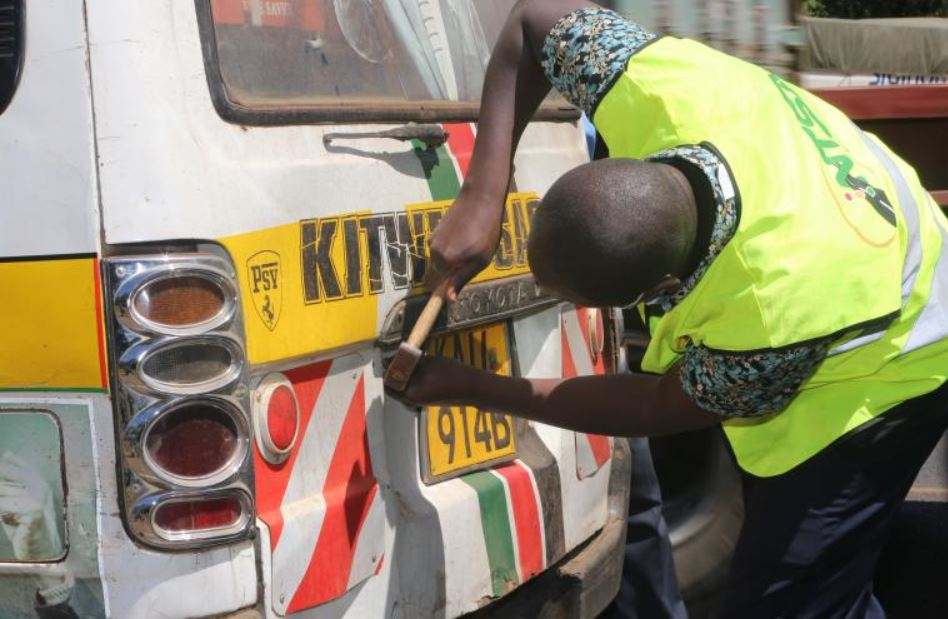 Why you risk hefty fines over 'fancy' number plates