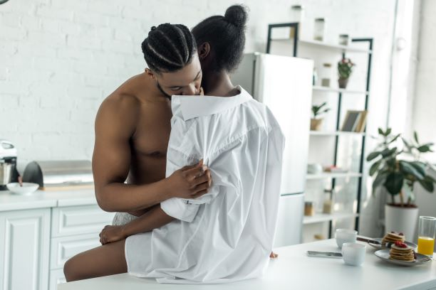 Why you should think twice about giving your partner a lovebite