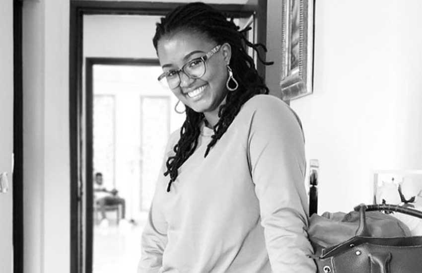 Willis Raburu's wife back, wows netizens with gorgeous picture
