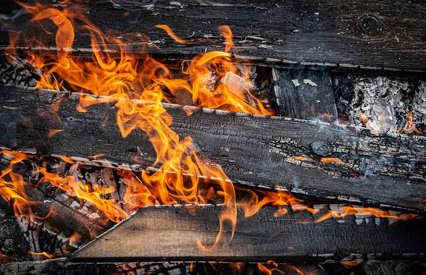 Woman kills husband in Butere, sets his body on fire