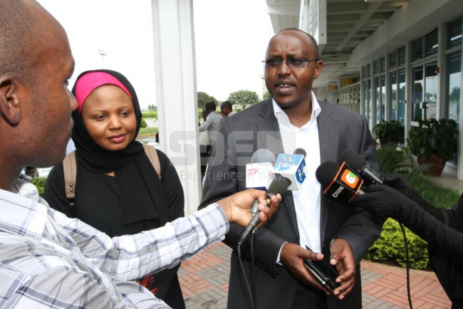 KTN Anchor Ahmed Darwesh laid to rest