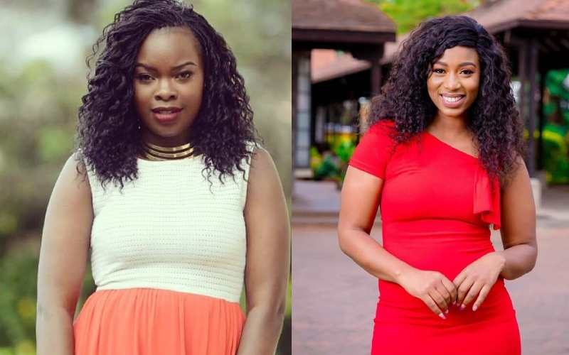 Bahati's ex Yvette speaks on Diana Marua bonding with her daughter Mueni