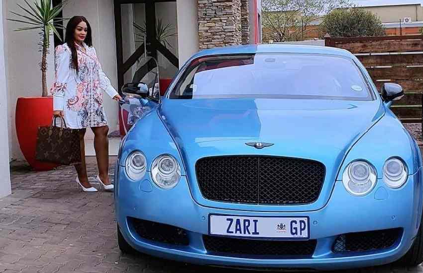 Zari Hassan to host prestigious awards show alongside Michael Blackson